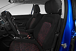 Front seat view of a 2020 Chevrolet Sonic LT RS Select Doors Door Hatchback front seat car photos