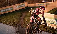 Michael Vanthourenhout (BEL/Pauwels Sauzen - Bingoal)<br /> <br /> Superprestige Boom (BEL) 2020<br /> Men's Race<br /> <br /> ©kramon