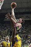 2011.05.06 Eurleague Final Four Maccabi - Real Madrid