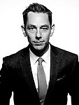 RYAN TUBRIDY<br />Radio and TV presenter Ryan Tubridy pictured in RTE.