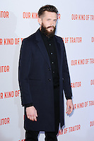"""Grigoriy Dobrygin<br /> poses at the Washington Hotel before the premiere of """"Our Kind of Traitor"""" held at the Curzon Mayfair, London<br /> <br /> <br /> ©Ash Knotek  D3113 05/05/2016"""