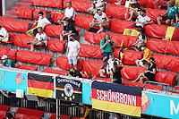 Deutsche Fans<br /> - Muenchen 19.06.2021: Deutschland vs. Portugal, Allianz Arena Muenchen, Euro2020, emonline, emspor, <br /> <br /> Foto: Marc Schueler/Sportpics.de<br /> Nur für journalistische Zwecke. Only for editorial use. (DFL/DFB REGULATIONS PROHIBIT ANY USE OF PHOTOGRAPHS as IMAGE SEQUENCES and/or QUASI-VIDEO)