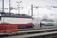 - Scalo ferroviario Milano Centrale<br /> <br /> - Railway yard Milano Centrale