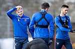 St Johnstone Training…….06.03.20<br />