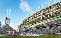 Seattle Sounders FC vs DC United, July 3, 2015
