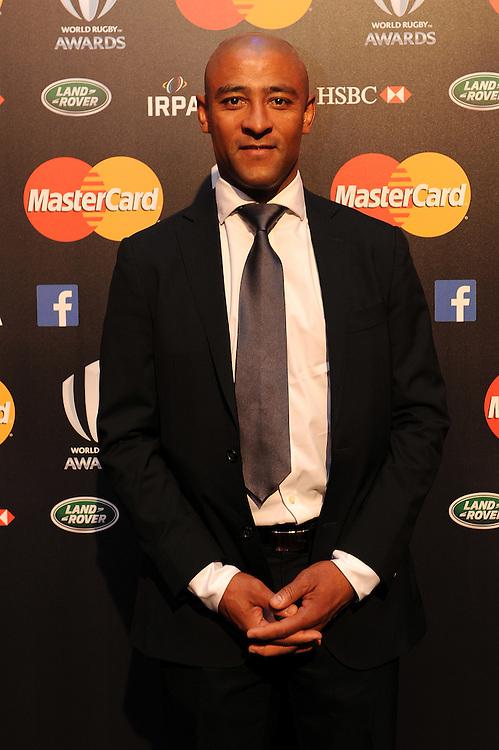 Gorge Gregan, former captain of Australia, at the World Rugby Awards 2015  - 01/11/2015 - Battersea Evolution, London<br /> Mandatory Credit: Rob Munro/Stewart Communications