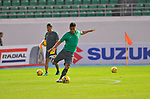 Training of the AFF Suzuki Cup 2016 on 18 November 2016. Photo by Stringer / Lagardere Sports