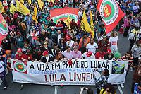 07.09.2018 - Marcha do Grito dos Excluídos em SP