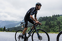 Tiesj Benoot (BEL/DSM) up the Col de la Colombière<br /> <br /> Stage 8 from Oyonnax to Le Grand-Bornand (150.8km)<br /> 108th Tour de France 2021 (2.UWT)<br /> <br /> ©kramon