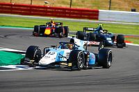 18th July 2021; Silverstone Circuit, Silverstone, Northamptonshire, England; F2 British Grand Prix, Race Day;  12 Zendeli Lirim (ger), MP Motorsport, Dallara F2