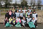 Collon Students Green Flag