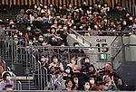 February 2, 2020, Tokyo, Japan - Some 4,500 Koto ward citizens enjoy the opening ceremony for the Ariake Arena in Tokyo on Sunday, February 2, 2020. Ariake Arena, 15,000 seats multiple purpose hall will be used for Olympic volleyball and Paralympic wheelchair basketball events.    (Photo by Yoshio Tsunoda/AFLO)