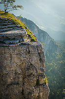 """View from le """"Creux-du-Van"""""""