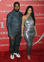 24 October 2019 - New York, New York - Kanye West, Kim Kardashian West. 2019 FGI Night Of Stars Gala held at  Cipriani Wall Street. <br /> CAP/MPI/ADM<br /> ©ADM/MPI/Capital Pictures