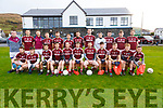 The Piarsaigh na Dromoda team who play St Marys Cahersiveen in the South Kerry Final on Sunday in Portmagee.