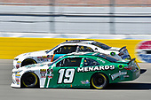 #19: Brandon Jones, Joe Gibbs Racing, Toyota Camry Menards Mastercraft Doors