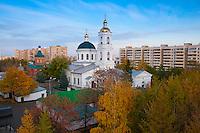 Главная провославная церковь Оренбурга - Никольская