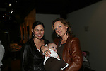 Guiding Light's Jessica Leccia and daughter Ivy and Orlagh Cassidy at the 2009 Daytime Stars and Strikes to benefit the American Cancer Society on October 11, 2009 at the Port Authority Leisure Lanes, New York City, New York. (Photo by Sue Coflin/Max Photos)