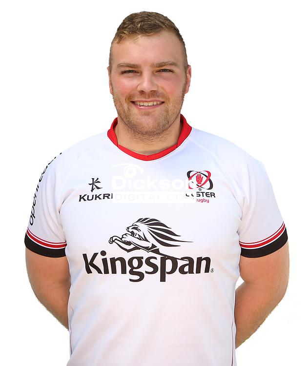Tuesday 24th August 2021<br /> <br /> Eric O'Sullivan<br /> <br /> Ulster Rugby Head Shots at Kingspan Stadium, Ravenhill Park, Belfast, Northern Ireland. Photo by John Dickson/Dicksondigital