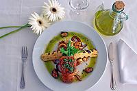 Prato de Lagosta e frutos-do-mar. Foto de Mônica Vendramini.