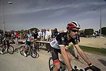 Radioshack-Nissan Trek rider Irizar Markel (ESP) signs on before the start of the 3rd Stage of the 2012 Tour of Qatar running 146.5km from Dukhan Souq, Dukhan to Al Gharafa, Qatar. 7th February 2012.<br /> (Photo Eoin Clarke/Newsfile)