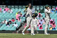 9th January 2021; Sydney Cricket Ground, Sydney, New South Wales, Australia; International Test Cricket, Third Test Day Three, Australia versus India; Tim Paine of Australia