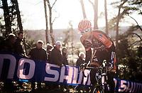 Rob Peeters (BEL/Vastgoedservice-Golden Palace)<br /> <br /> UCI Cyclocross World Cup Heusden-Zolder 2015