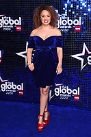 Pandora<br /> arriving for the Global Awards 2020 at the Eventim Apollo Hammersmith, London.<br /> <br /> ©Ash Knotek  D3559 05/03/2020