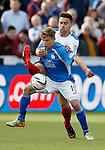 Gavin Reilly and Darren McGregor