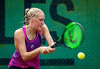 Zandvoort, Netherlands, August 6, 2019, TC Zandvoort, Coach   Melissa Boyden (NED)<br /> Photo: Tennisimages/Henk Koster