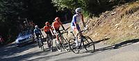 3rd September 2020; Le Teil to Mont Aigoual , France. Tour de France cycling tour, stage 6; Groupama - Fdj Gaudu, David Mont Aigoual