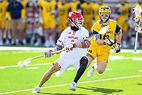 NCAA LACROSSE: Michigan at Maryland