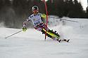 4/1/2017 under 16 girls slalom run 1