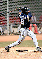 Brent Brewer / Brevard County Manatees..Photo by:  Bill Mitchell/Four Seam Images
