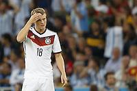 Toni Kroos of Germany looks dejected