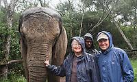 MARY PEACHINS AFRICA