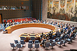 Security Council meeting The situation in Afghanistan Report of the Secretary-General on the situati