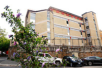 The religious institute of maristi's brothers San Leone Magno in Rome, 'the school of the monsters of Circeo', frequented by the assassins during the 70's.<br /> Rome (Italy), September 10th 2021<br /> Photo Samantha Zucchi Insidefoto