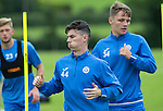 St Johnstone Pre-Season Training in Northern Ireland.. 08.07.16<br />Eoghan McCawl<br />Picture by Graeme Hart.<br />Copyright Perthshire Picture Agency<br />Tel: 01738 623350  Mobile: 07990 594431