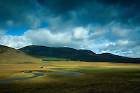 The River Muick, Cairngorms National Park, Aberdeenshire