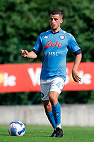 Diego Demme<br /> Dimaro 18/07/2021 <br /> Football 2021/2022 preseason friendly match between SSC Napoli and Bassa Anaunia <br /> Photo Image Sport / Insidefoto