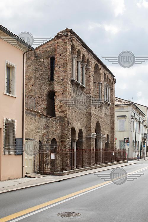 Palace of Theodoric.