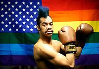 Jarrell Brackett - Pittsburgh Boxer