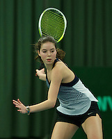 Rotterdam, The Netherlands, March 18, 2016,  TV Victoria, NOJK 14/18 years, Esmee van der Helm (NED)<br /> Photo: Tennisimages/Henk Koster