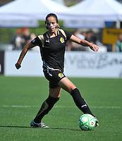 Erika. The Los Angeles Sol defeated FC Gold Pride, 2-0, at Buck Shaw Stadium in Santa Clara, CA on May 24, 2009.