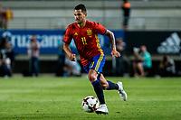 Vitolo of Spain during the friendly match between Spain and Colombia at Nueva Condomina Stadium in Murcia, jun 07, 2017. Spain. (ALTERPHOTOS/Rodrigo Jimenez) (NortePhoto.com) (NortePhoto.com)