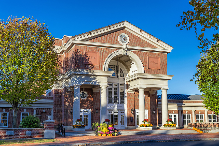 The Hotchkins School, Lakeville, Connecticut, USA.