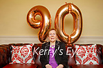 Mary Moriarty from Fenit celebrating her 90th birthday at home on Saturday