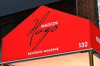 Florian & Michelle Hugo Invite to Opening Maison Hugo