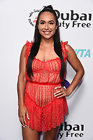 Heather Watson<br /> arriving for the WTA Summer Party 2019 at the Jumeirah Carlton Tower Hotel, London<br /> <br /> ©Ash Knotek  D3512  28/06/2019